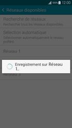 Samsung A300FU Galaxy A3 - Réseau - Sélection manuelle du réseau - Étape 9