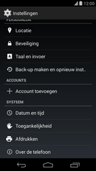 Google Nexus 5 - Software updaten - Update installeren - Stap 4