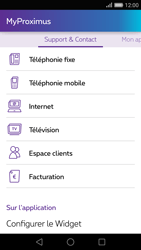 Huawei P8 - Applications - MyProximus - Étape 23