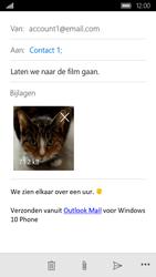 Acer Liquid M330 - E-mail - E-mails verzenden - Stap 15