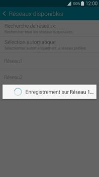 Samsung N910F Galaxy Note 4 - Réseau - utilisation à l'étranger - Étape 14