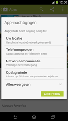 Sony Xperia Z1 4G (C6903) - Applicaties - Downloaden - Stap 18
