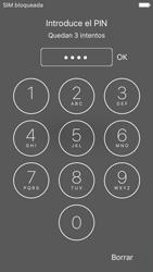 Apple iPhone SE - Primeros pasos - Activar el equipo - Paso 5