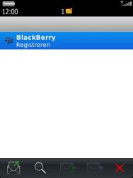 BlackBerry 9810 Torch - Instellingen - configuratiebericht ontvangen - Stap 10