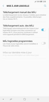 Samsung Galaxy S9 Plus - Aller plus loin - Mettre à jour logiciel interne de votre mobile - Étape 6