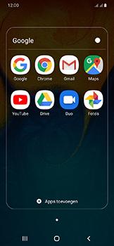 Samsung Galaxy A20e - E-mail - handmatig instellen (gmail) - Stap 4
