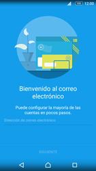 Sony Xperia M5 (E5603) - E-mail - Configurar correo electrónico - Paso 6