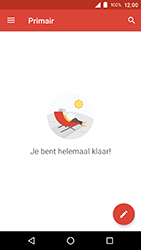 Crosscall Action X3 - E-mail - e-mail instellen (gmail) - Stap 13