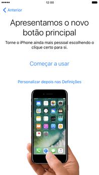 Apple iPhone 7 Plus - Primeiros passos - Como ligar o telemóvel pela primeira vez -  23