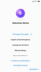 Huawei P9 Lite - Android Nougat - Primeiros passos - Como ligar o telemóvel pela primeira vez -  5