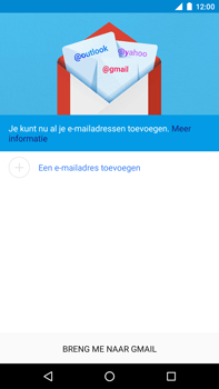 Huawei Google Nexus 6P - E-mail - Account instellen (POP3 met SMTP-verificatie) - Stap 6