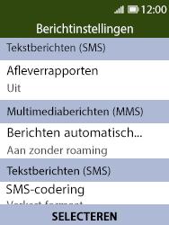 Nokia 8110 - MMS - probleem met ontvangen - Stap 6