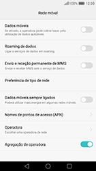 Huawei P9 - Internet no telemóvel - Como ativar os dados móveis -  6