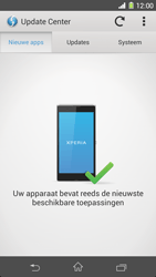 Sony C6903 Xperia Z1 - Software update - update installeren zonder PC - Stap 6