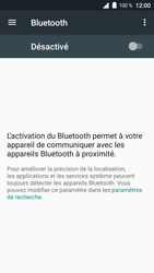Doro 8035 - Bluetooth - Jumeler avec un appareil - Étape 6