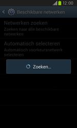 Samsung I9105P Galaxy S II Plus - Netwerk - Handmatig netwerk selecteren - Stap 10