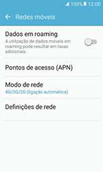 Samsung Galaxy Xcover 3 (G389) - Internet no telemóvel - Como ativar 4G -  7