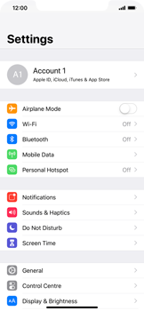 Apple iPhone XS Max - Device - Enable