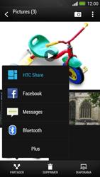 HTC One - Photos, vidéos, musique - Envoyer une photo via Bluetooth - Étape 8