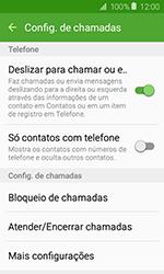 Samsung Galaxy J1 - Chamadas - Como bloquear chamadas de um número específico - Etapa 6