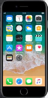 Apple iPhone 6 - iOS 11 - Aplicaciones - Tienda de aplicaciones - Paso 1