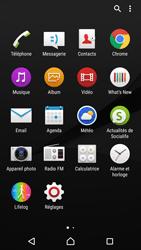 Sony Xperia Z5 - E-mails - Ajouter ou modifier un compte e-mail - Étape 3