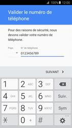 Samsung A510F Galaxy A5 (2016) - Applications - Créer un compte - Étape 8