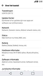 LG K10 (2017) (M250n) - Software updaten - Update installeren - Stap 5