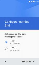 Wiko Sunny DS - Primeiros passos - Como ligar o telemóvel pela primeira vez -  9