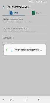 Samsung galaxy-a8-2018-sm-a530f-android-oreo - Netwerk selecteren - Handmatig een netwerk selecteren - Stap 14