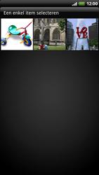HTC X515m EVO 3D - E-mail - E-mails verzenden - Stap 10