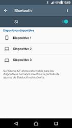 Sony Xperia XZ (F8331) - Bluetooth - Conectar dispositivos a través de Bluetooth - Paso 6