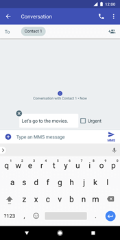 Google Pixel 2 XL - Mms - Sending a picture message - Step 8