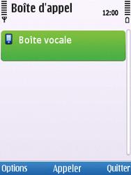 Nokia C5-00 - Messagerie vocale - configuration manuelle - Étape 7