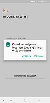 Samsung Galaxy A9 - E-mail - handmatig instellen - Stap 5