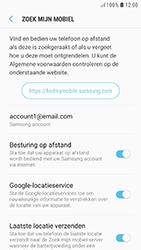 Samsung Galaxy A3 (2017) - Android Oreo - Beveiliging en privacy - Zoek mijn mobiel activeren - Stap 9
