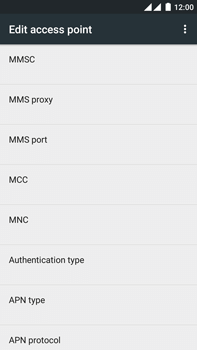 OnePlus 2 - Mms - Manual configuration - Step 11