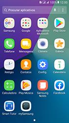 Samsung Galaxy J2 Prime - Wi-Fi - Como usar seu aparelho como um roteador de rede wi-fi - Etapa 3