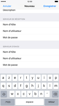 Apple iPhone 7 Plus - E-mails - Ajouter ou modifier un compte e-mail - Étape 14