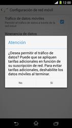 Sony Xperia Z1 - Internet - Configurar Internet - Paso 7