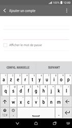 HTC Desire 530 - E-mails - Ajouter ou modifier un compte e-mail - Étape 7