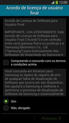 Samsung I9500 Galaxy S IV - Primeiros passos - Como ativar seu aparelho - Etapa 6