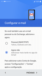 Samsung Galaxy S7 Edge - Primeiros passos - Como ativar seu aparelho - Etapa 14