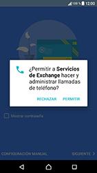 Sony Xperia XA1 - E-mail - Configurar Outlook.com - Paso 10
