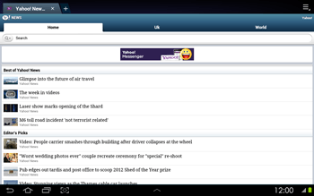 Samsung P5100 Galaxy Tab 2 10-1 - Internet - Internet browsing - Step 12