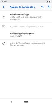 Google Pixel 3 - Bluetooth - Jumeler avec un appareil - Étape 5