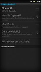 Sony LT26i Xperia S - Bluetooth - connexion Bluetooth - Étape 8