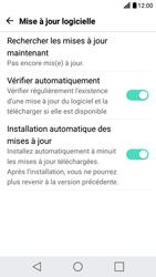 LG X Screen - Réseau - Installation de mises à jour - Étape 9