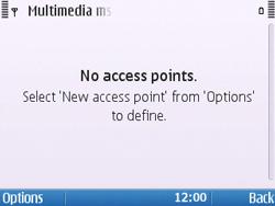 Nokia E5-00 - Mms - Manual configuration - Step 8