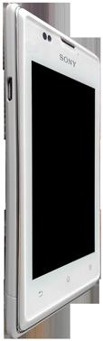 Sony Xperia E - Primeros pasos - Quitar y colocar la batería - Paso 8